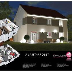 Terrain  de 260 m²  Ablis  (78660)