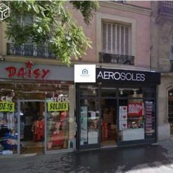 Location Local commercial Paris 14ème 50 m²