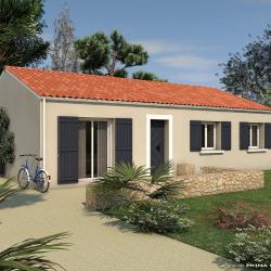 Maison  5 pièces + Terrain  378 m² Séreilhac
