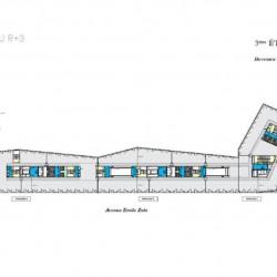Location Bureau Boulogne-Billancourt 3584 m²