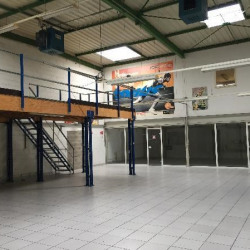 Vente Local d'activités Saint-Thibault-des-Vignes 518 m²