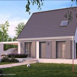 Maison  5 pièces + Terrain  891 m² Clérey