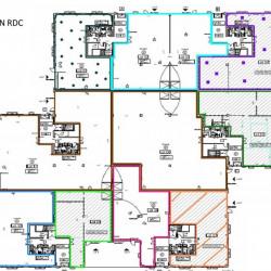 Location Local d'activités Villejuif 3712 m²