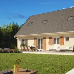 Maison  5 pièces + Terrain   m² Montbazon