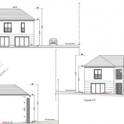 Maison  6 pièces + Terrain  416 m² Colombes