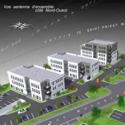 Vente Bureau Saint-Priest 4805 m²