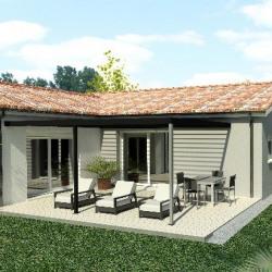 Maison  5 pièces + Terrain  658 m² Marçay