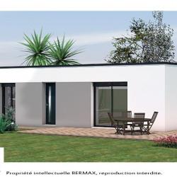 Maison  4 pièces + Terrain  700 m² Saint-Georges-des-Coteaux