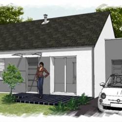 Maison  4 pièces + Terrain  398 m² Étampes
