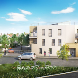 photo appartement neuf Romainville