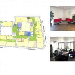 Location Bureau Paris 9ème 882 m²