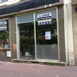 Location Local commercial Saint-Mandé 40 m²