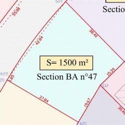 Vente Terrain Villeneuve-Tolosane 36242 m²