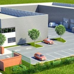 Vente Local d'activités Collégien 731 m²