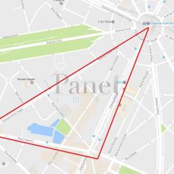 Cession de bail Local d'activités Paris 16ème 120 m²