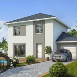 Maison  4 pièces + Terrain  450 m² Belley