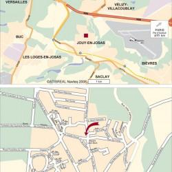 Location Bureau Jouy-en-Josas 514 m²
