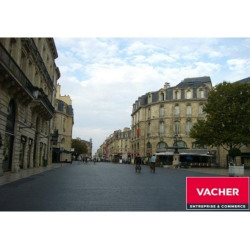 Cession de bail Local commercial Bordeaux 90 m²