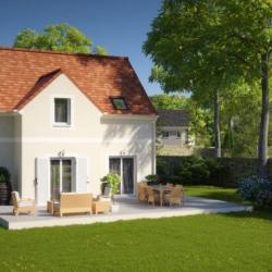 Maison  4 pièces + Terrain  353 m² Voves