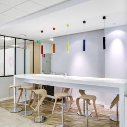 Location Bureau Courbevoie 2847 m²
