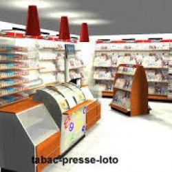 Fonds de commerce Tabac - Presse - Loto Nancy
