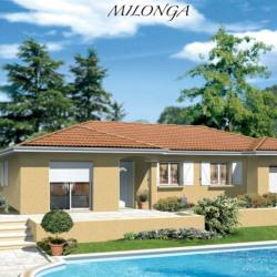 Maison  4 pièces + Terrain  700 m² La Bâtie-Montgascon