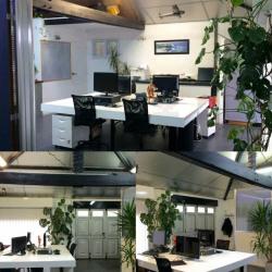 Location Bureau Sannois 80 m²