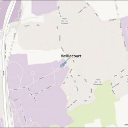 Location Local d'activités Heillecourt 1736 m²