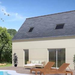 Maison  6 pièces + Terrain   m² Penvenan