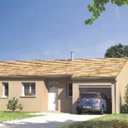 Modèle de maison  à partir de 3 pièces
