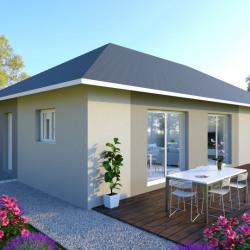 Maison  4 pièces + Terrain  598 m² Randens