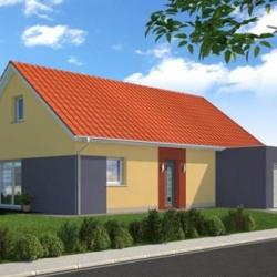 Maison  3 pièces + Terrain  461 m² Belfort (90000)