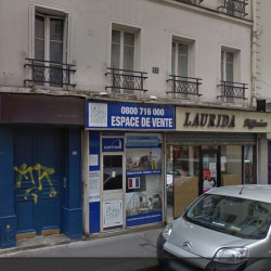 Location Local commercial Paris 11ème 18 m²