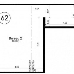 Vente Bureau Ifs (14123)