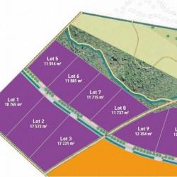 Vente Terrain Louvres 162099 m²