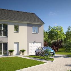 Maison  4 pièces + Terrain  265 m² Pussay