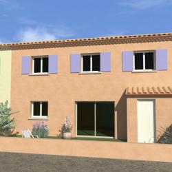 Maison  4 pièces + Terrain  101 m² Pignans
