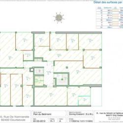 Location Bureau Courbevoie 425 m²