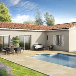 Maison  4 pièces + Terrain  1500 m² Saint-Julia