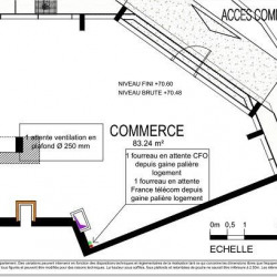 Location Local commercial Rosny-sous-Bois 83 m²