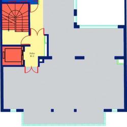 Location Bureau Boulogne-Billancourt 154 m²