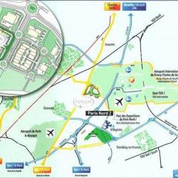 Location Local d'activités Roissy-en-France 8173 m²
