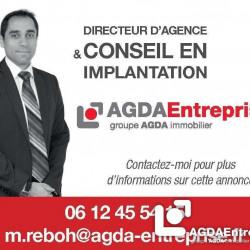 Fonds de commerce Alimentation Grenoble