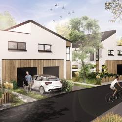 Maison  5 pièces + Terrain  500 m² Augny