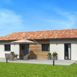 Maison  4 pièces + Terrain  480 m² Rochefort du Gard
