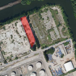 Location Terrain Villeneuve-le-Roi 2447 m²