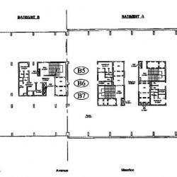 Location Bureau Ivry-sur-Seine 2513 m²