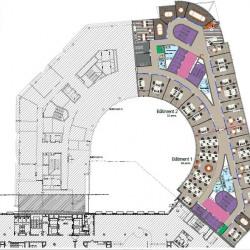 Location Bureau Issy-les-Moulineaux 1535 m²