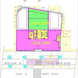 Location Bureau Boulogne-Billancourt 445 m²