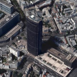 Location Bureau Paris 15ème 3517 m²